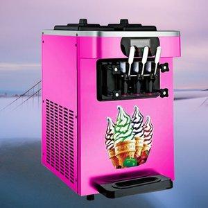 Создатель мороженого замороженного йогурта 18-22л / х с машиной мороженого подачи дисплея ЛКД коммерчески мягкой