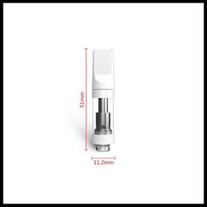 Itsuwa Amigo Vape Cartridges Liberty V20 0.5ml 1ml Ceramic Vape Cartridge 510 Empty Atomizer Glass Carts Pen Vaporizer