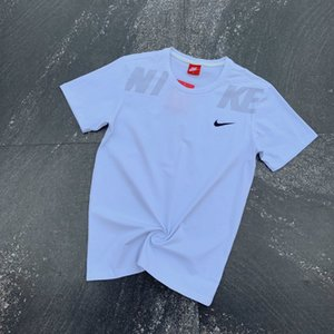 Designertshirts Homens Mulheres T-shirt New Arrival Moda de Alta Qualidade Free Ship Luxury Homens T-shirt Casual Asain Tamanho DB B105893D