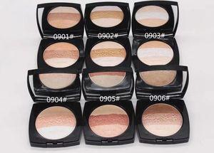 Freies Verschiffen neues Make-up-Lumieres de Kytot-Highlighter-Pulver 1pcs / lot