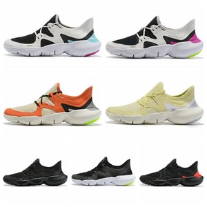 2020 Free RN 5.0 mens designer running shoes new ladies breathable lightweight fashion Sneakers Chassures Free Shipping