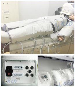 Presoterapia infravermelho botas profissional drenagem linfática drenagem linfática botas Pressoterapia drenagem linfática massagem máquina