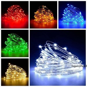 1M 2M 3M Lamp Cork Shaped Bottle Stopper Light Glass Wine Waterproof LED Copper Wire String Lights For Xmas Wedding Party Decor DBC DH0976-3