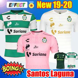 2019 CLUB Santos laguna CHARLY Laguna Camisa de Futebol Em Casa 19/20 LIGA MX 2020 Camisas Jerseys Pachuca UNAM Necaxa camisas de futebol Uniforme