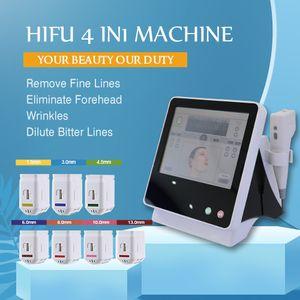 2020 nouveau rajeunissement corps HIFU lifting instantané 3d HIFU professionnel ultrasons minceur anti machine lifting facial