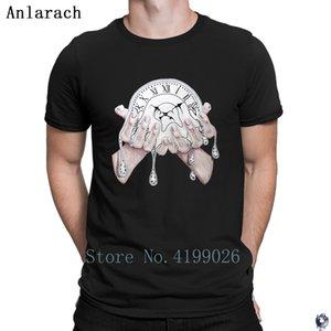 Tempo t-shirt regalo Primavera Autunno manica corta Design maglietta abbigliamento maschile Outfit nuova Anlarach HipHop
