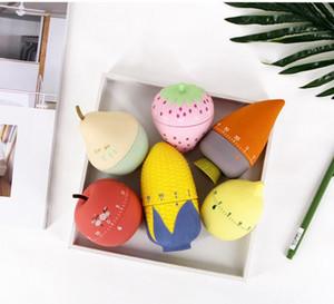 Оптовая кухня таймер фрукты машина ABS менеджер времени будильник temporizador де cocina ребенок играет изучение игры тест ограниченное время
