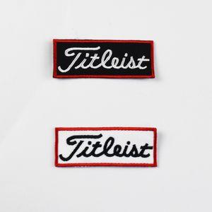 Hat Vestuário Golf Tit bordado Patches Iron On Sew On patch para T-shirt Decoração personalizada remendo frete grátis
