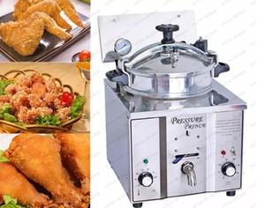 16L KFC Poulet Pression Friteuse; Pression Poulet Friteuse Livraison gratuite