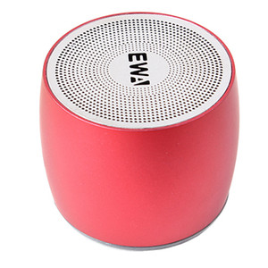 EWa A103 beweglicher Lautsprecher für Telefon / Tablet / PC mini drahtloser Bluetooth Lautsprecher Metallic USB-Eingang MP3-Player