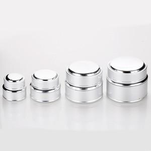 5 g 15g 30g 50g Vider jarres emballage en aluminium Baume à lèvres contenants de cosmétiques crème crèmes dans des bouteilles séparées
