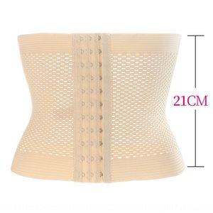 cJQVt cuatro estaciones Hollow mujeres de la correa abdominal postparto ropa de conformación de cuerpo de la correa abdominal corsé Yao Jia clip de sello de la cintura clip de cintura Womé