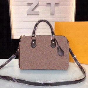 Bolsos de diseño diseñador de los bolsos monederos de cuero de las mujeres Interna Viene con Serial Número de Crossbody del clásico de la marca de moda bolsos de diseño