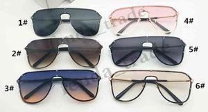 2019 Marque 2180 Lunettes de soleil de haute qualité Mode Lunettes de soleil pour hommes Femmes UV400 Siamois lentille grand cadre Marque designer Sport lunettes de soleil MOQ = 10