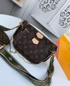 2020 mejor regalo de cumpleaños 6 colores mejores accesorios de moda las mujeres de la calidad del cuero del monedero de los hombres flores viejas clutch bolsa