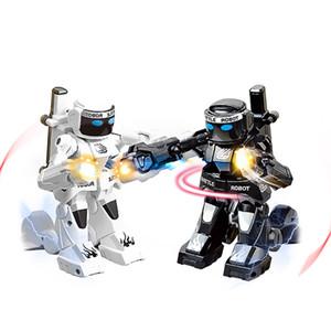RC Battle Roboter Fernbedienung Körper Sense Control Intelligente Roboter intelligente educativo elektrisches Spielzeug für Kinder