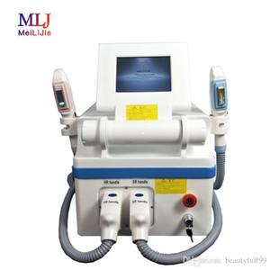 Hot 360 ventes épilation IPL magnéto-optique et le rajeunissement de la peau lampe avec 400000 UK coups chaque cartouche