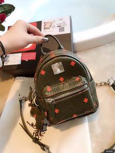 Nouveau sac à dos bourse Sacs école pour les filles adolescentes Sa véritable Lady Joker Parcel Mode Voyage en cuir de haute qualité Mode Paquet Femme