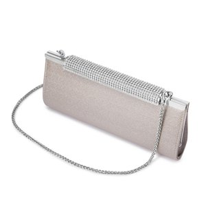 REALER women mini clutch PU leather small ladies messenger bag female evening bags fashion lovely bag for women with diamond
