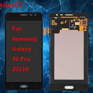 Brandnew originale per Samsung J3 Pro Schermo J3110 LCD digitalizzatore con touch screen sostituzione 5 pollici di qualità 100% Tested