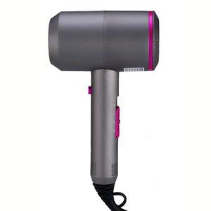 220V 2000W ionique température constante Sèche-cheveux Coup rapide à sec chaude et froide Sèche-cheveux EU Plug