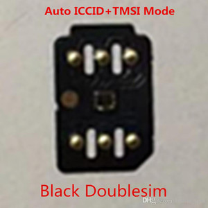 DHL DHL Nuova carta di sblocco a doppia SIM per iOS 14.x Tutti iPhone e GSM WCDMA LTE 4G Turbo SIM