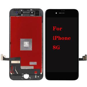 iPhone originale per lo schermo a cristalli liquidi 8 Assemblea del convertitore analogico con iphone8G Mostra tocco No Dead Pixel Cell Phone Touch Panel