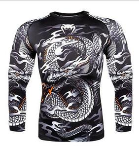MMA sports UFC M1 Men T-shirt--Muay Thai boxing Sweatshirts JUJITSU ABSOLUTE RASHGUARD Venum hoody Nightcrawler MMA Fighting T-Shirt Tees 88