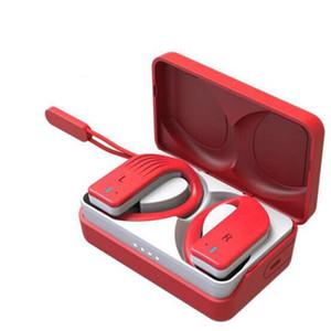 Новый Bluetooth наушники V5. 0 наушники Беспроводные наушники Tws спортивные наушники громкой связи наушники наушники гарнитура с микрофоном