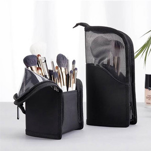 Brush Bag Travel Women's makeup Bags Men Female Cosmetics Cases Cosmetic Bag Portable Storage Wash Travel organizer Toilet Bags