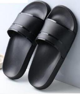 Cheap Best Men Women Sandals Designer Shoes Luxury Slide Summer Fashion Wide Flat Slippery Sandals Slipper Flip Flop With Box Size 36-47