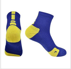 Towel bottom socks Help basketball socks in breathable and sweat absorption