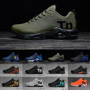 2019 Designer Mercurial Tn Men Shoes Fashion Womens Sneakers Chaussures Femme Tn Kpu Triple S Sports Trainers Cushion Sizes Eur40-47