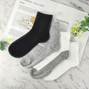 Negocios calcetines para los hombres del verano del algodón del otoño del resorte colores mezclados calcetines de los hombres ocasionales de