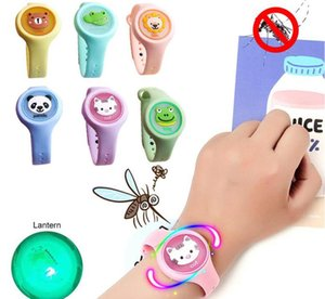 Anti Mosquito Bileklikler Silikon Bileklik Bitki Yaz Sivrisinek Killer Açık Bitki Uçucu Yağı Kapsül Sivrisinek Kovucu Rand LSK67