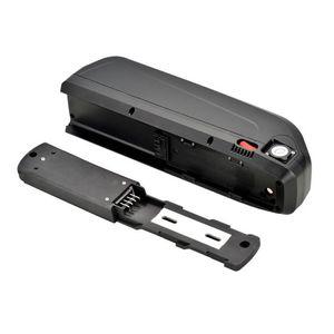 New Shark Hailong Battery 48V 18AH 1000W Electric bike battery Downtube lithium battery with 5V USB port UPS FEDEX TNT free ship