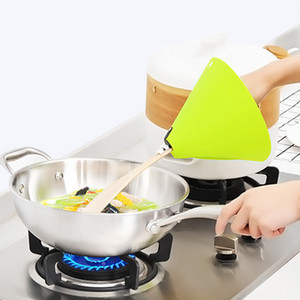 Anti Oil Splashing Spatula Cover Hand Protector Kitchenware Cooking Tool Kitchen Accessories Detachable Cooking Tool Splash Yell
