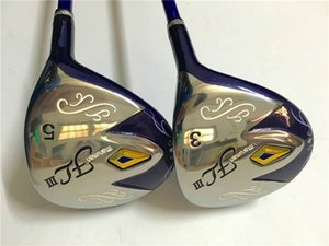 Brand New man FL III Fairway Woods man FL Golf Woods Women Golf Clubs #3 #5 Graphite Shaft With Head Cover