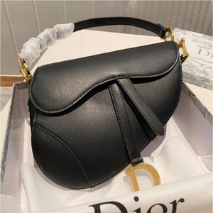 2020 ladies saddle crossbody bag counter genuine design crossbody bag shoulder bag fashion casual wallet handbag
