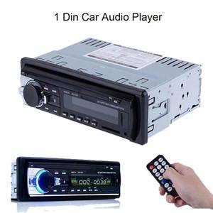블루투스 Autoradio 자동차 스테레오 라디오 JSD-520 자동차 라디오 FM AUX 입력 수신기 SD의 USB 12V 인 - 대시 1 딘 MP3 멀티미디어 플레이어