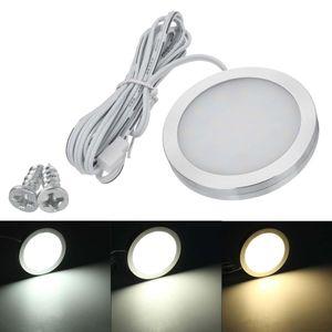 6 adet 12 V Araba RV İç LED Spot Işık Tavan Dome Lambası Kamyon Motorum Karavan Otobüs Tekne için 18LED Ev Aydınlatma