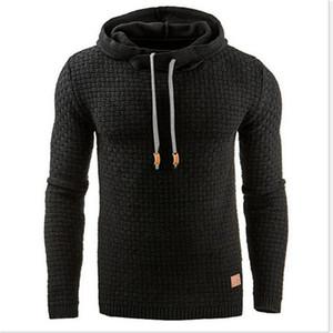 Мужская мода Марка Повседневных Пуловеры Новых прибытий Natural Color толстовка с длинным рукавом Дизайнером Нового стиля Sweatershirt 2020 Горячей Продажи