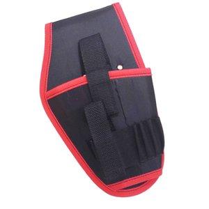 Multi Pockets Ferramenta Elétrica Bag cintura Hanging suporte de cinto saco de armazenamento