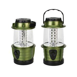 Multi Function Camping Lamp Outdoor Bivouac Small Exquisite Tent Light con gancio verde durevole Dimming Switch Lanterna 10 5jbD1