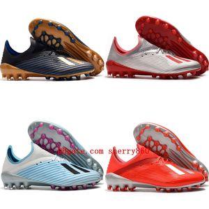 2020 мужские футбольные утки X 19.1 AG Predator футбольные бутсы футбольные бутсы на открытом воздухе размером тако де Futbol высокого качества 39-45