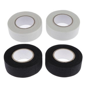 4 Rolls Waterproof Adhesive Ice Hockey Tape Stick Handle Grip Cover Wrap