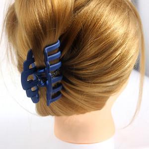 Clip di capelli delle donne di nuovo modo di artigli morsetto Hairgrip capelli di plastica artiglio Accessori capelli per le donne strumento Claw saloni