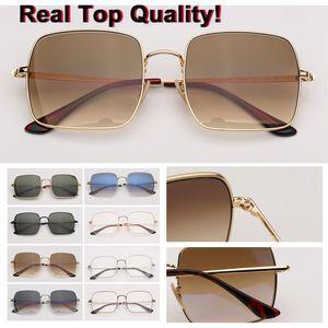 Glasses Sun Sunglasses Sunglasses Classic UV400 Man Male Female Square Women Retro Designer With Women's Designer Vintage Gafas 1971 Ca Iskr