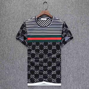 2020 nuovo progettista libero T-shirt ShirtsMens Designer T marchio di moda Mens manica corta T Shirt M-3XL