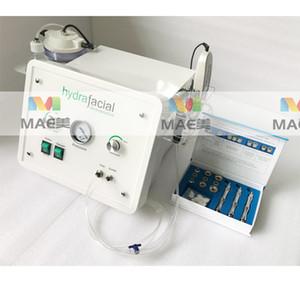 3 1 Elmas Mikrodermabrazyon Hydrafacial Hydro Oksijen Yüz Makinası Su Peeling Dermabrazyon Spa Cilt Bakımı Güzellik Ekipmanları içinde